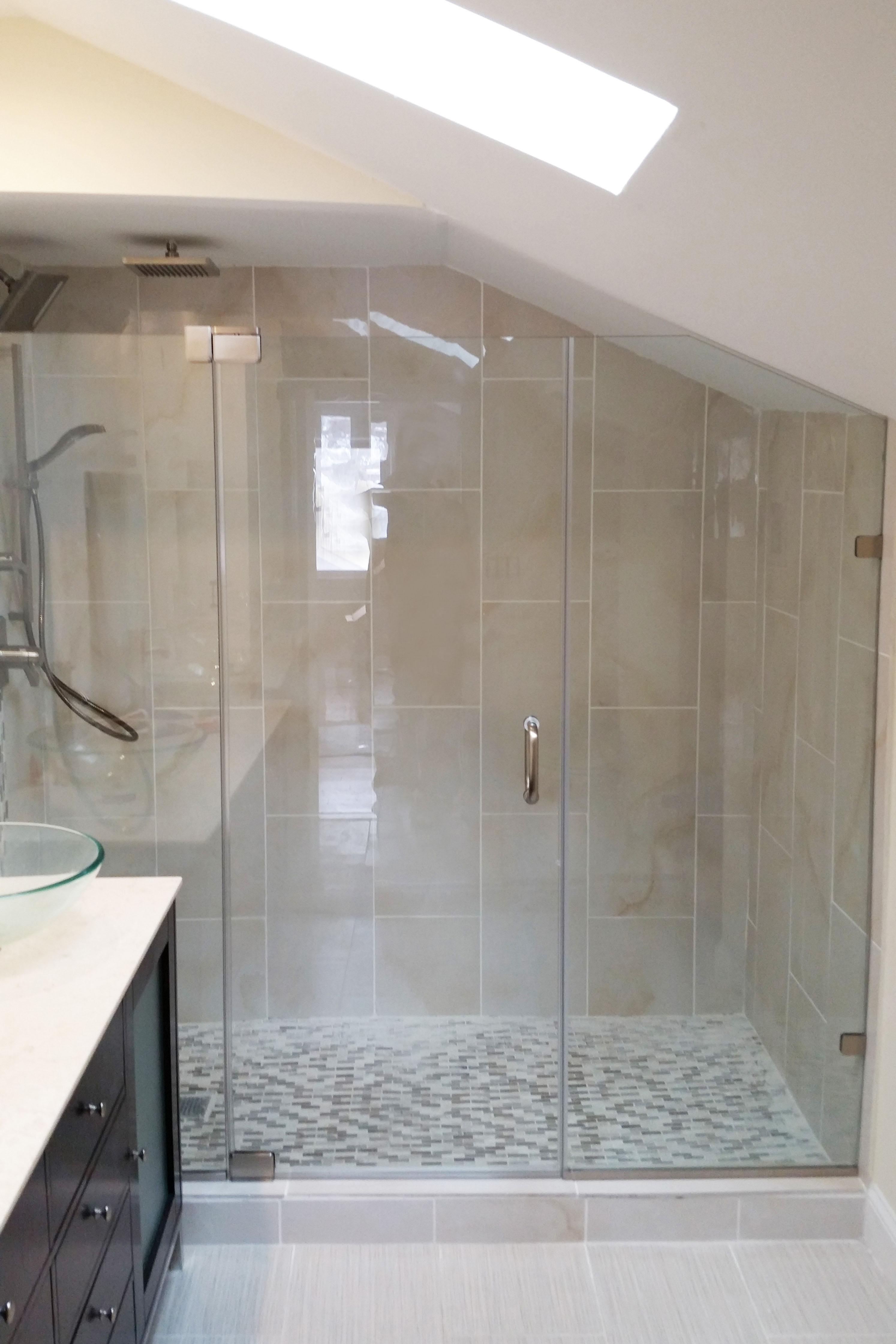 Katarinas Glass Shower Doors Portfolio Custom Shower Door
