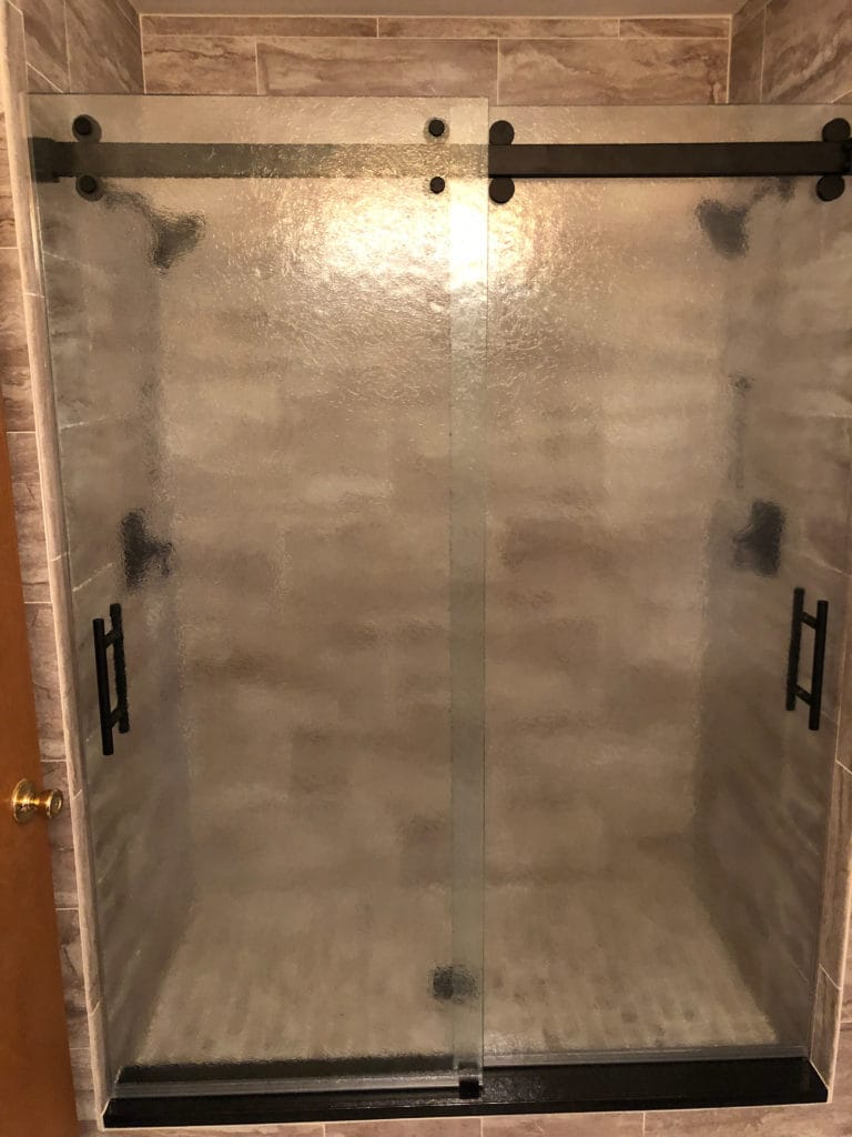 Types Of Shower Enclosures Katarina S Glass Shower Doors